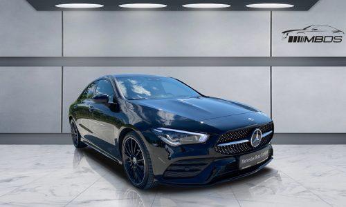 adcar-Mercedes-Benz CLA 200 d kupé